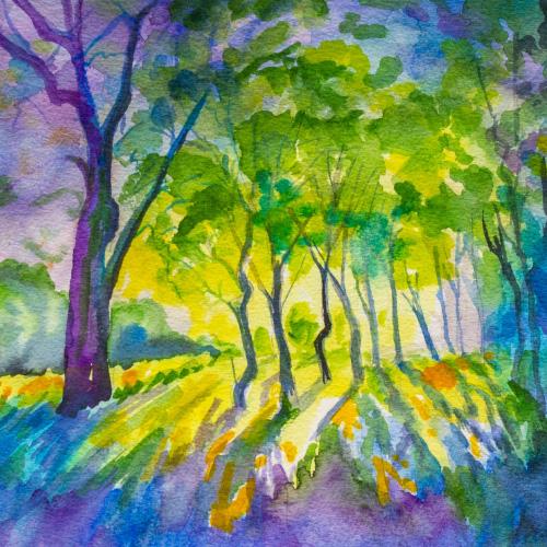 Evening Light (after Erin Hansen) Thumbnail